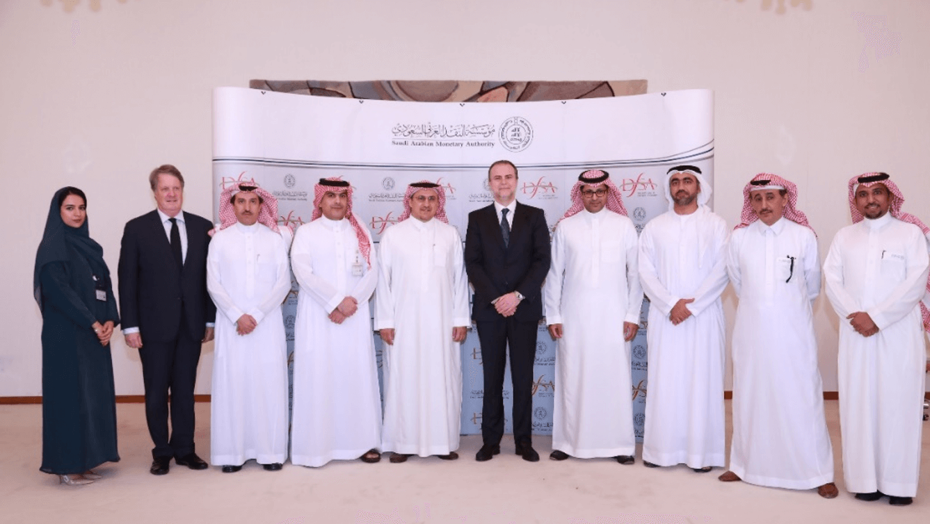 Saudi Arabian Monetary Authority's first MoU in Riyadh signed with the DFSA