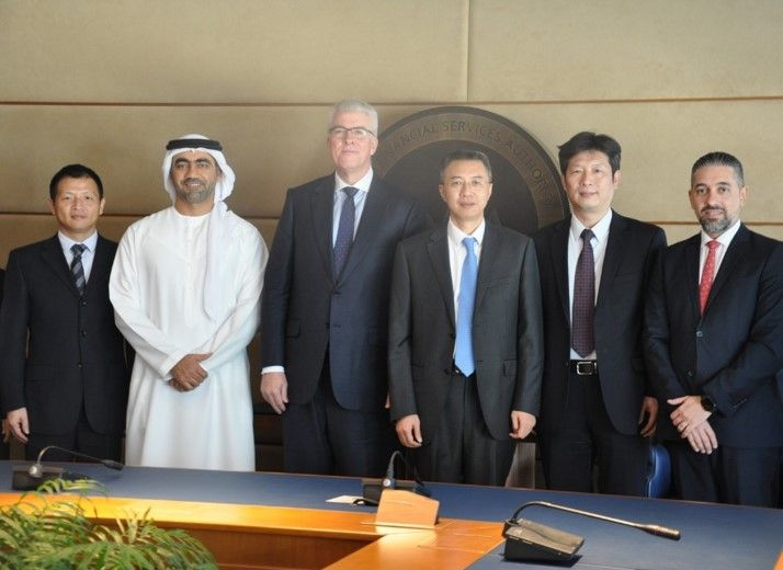 DFSA extends MoU with Chinese regulatory body CBIRC.