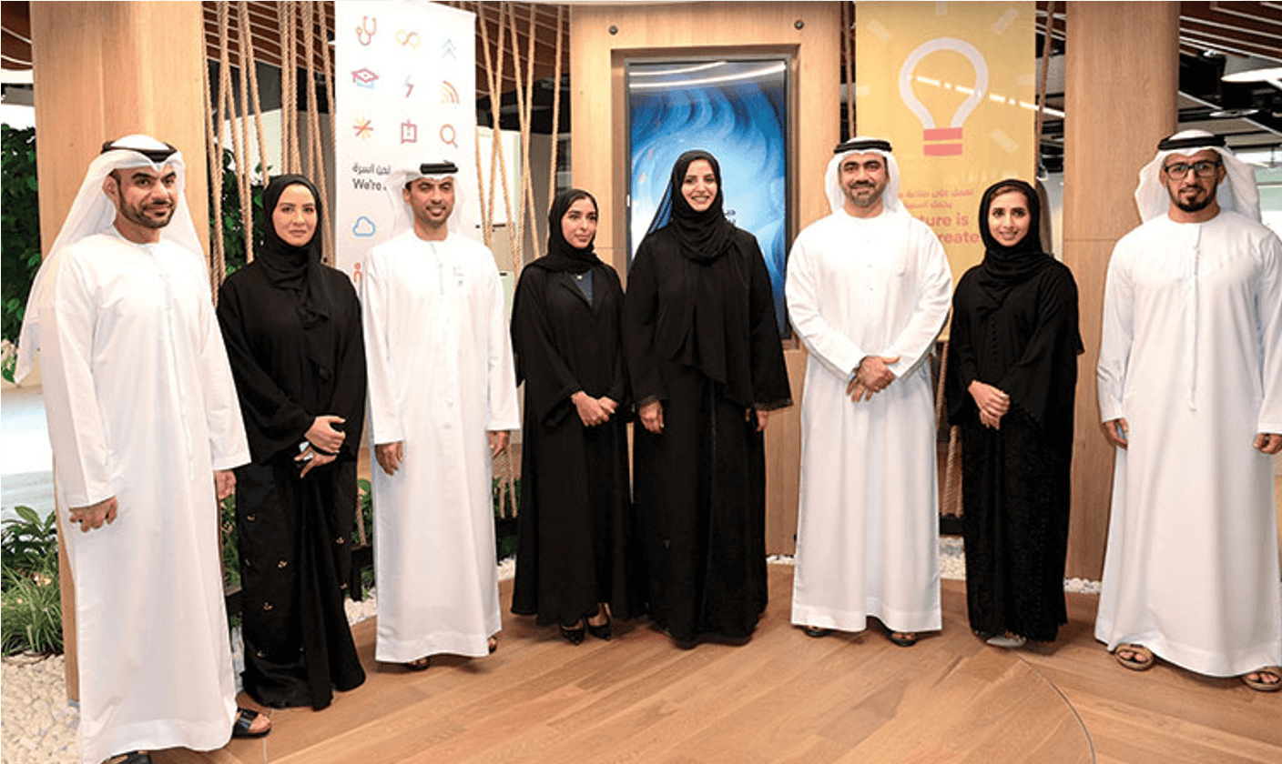 DFSA signs MoU with Smart Dubai on Organisation-Wide smart FINAL